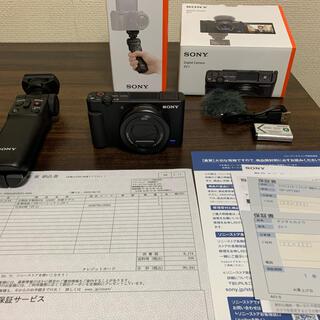 ソニー(SONY)のSony ZV-1とシューティンググリップGP-VPT2BT(コンパクトデジタルカメラ)