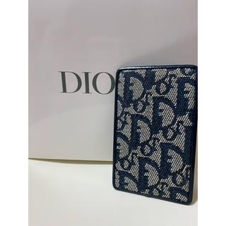 クリスチャンディオール(Christian Dior)のDior トロッター柄 カードケース(名刺入れ/定期入れ)
