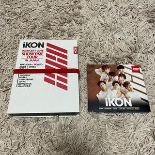 アイコン(iKON)のiKON live dvd iKONCERT 2016(K-POP/アジア)