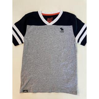 アバクロンビーアンドフィッチ(Abercrombie&Fitch)のアバクロ キッズ 半袖Tシャツ 9/10 (Tシャツ/カットソー)