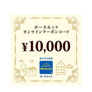 ボーネルンド 10000円 クーポンコード