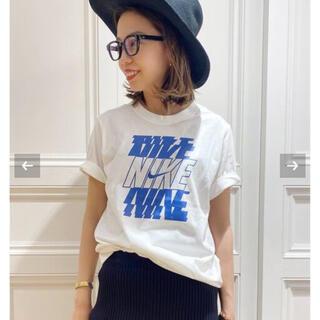 ドゥーズィエムクラス(DEUXIEME CLASSE)の【NIKE/ナイキ】 Tシャツ ホワイト 170(Tシャツ(半袖/袖なし))