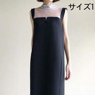 mame - 新品 20SS Mame Kurogouchi ドレス ワンピース マメ