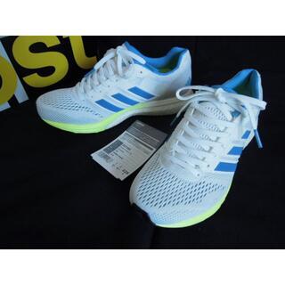 アディダス(adidas)の新品1万3千円 アディダス アディゼロ ボストン ランニングシューズ 22.5(シューズ)