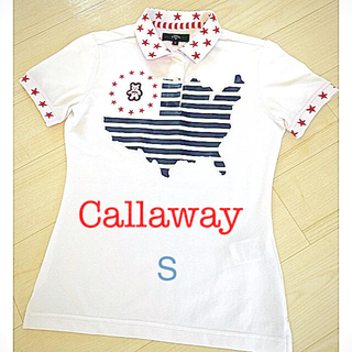 Callaway Golf - Callaway キャロウェイ  ベア ポロシャツ レディース ゴルフ ウエア