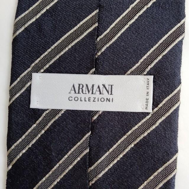 ARMANI COLLEZIONI(アルマーニ コレツィオーニ)のARMANI COLLEZIONI アルマーニ ネクタイ シャツ スーツ シルク メンズのファッション小物(ネクタイ)の商品写真