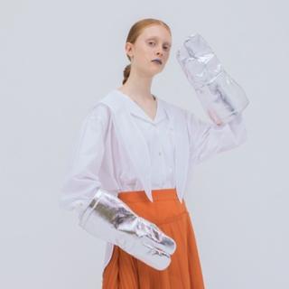 RESTIR - irene fooded shirts