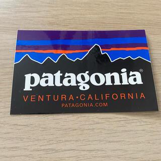 パタゴニア(patagonia)のパタゴニア ステッカーカリフォルニア(登山用品)