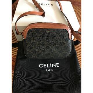 celine - CELINE トリオンフ スモールカメラバッグ