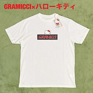 GRAMICCI - 【新品】GRAMICCI×ハローキティ コラボTシャツ グラミチ サンリオ