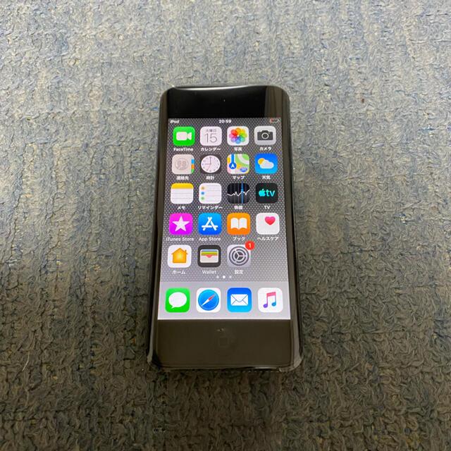 iPod touch(アイポッドタッチ)のipod touch 第6世代  スマホ/家電/カメラのオーディオ機器(ポータブルプレーヤー)の商品写真