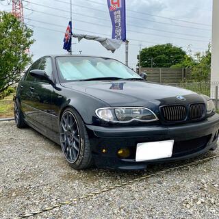 BMW - BMW E46セダン車検有り