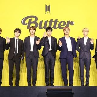 ボウダンショウネンダン(防弾少年団(BTS))のBTS Butter とうとう入荷 50曲入り(ミュージック)