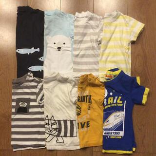 ユニクロ(UNIQLO)の無印・ユニクロ 半袖Tシャツ 80(Tシャツ)