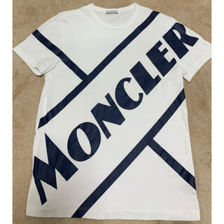 モンクレール(MONCLER)のモンクレール tee(Tシャツ/カットソー(半袖/袖なし))