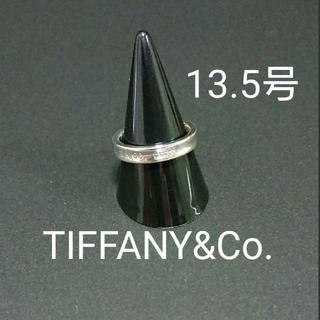 Tiffany & Co. - 中古 ティファニー 1837リング