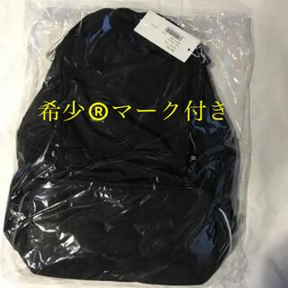 マリメッコ(marimekko)の新品 マリメッコ 希少®️マーク付き buddy バディ ブラック(リュック/バックパック)