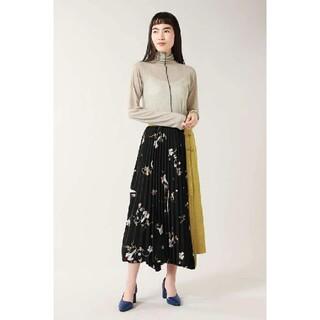 ROSE BUD - タグ付き ローズバッド オリエンタルプリントスカート