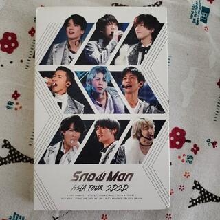 Snow Man ASIA TOUR 2D.2D. (DVD3枚組)通常盤
