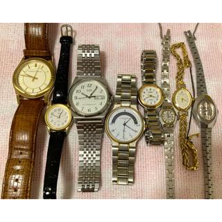 ラドー(RADO)の腕時計 動作未確認 RADO SEIKO CITIZEN LANCEL など(腕時計(アナログ))