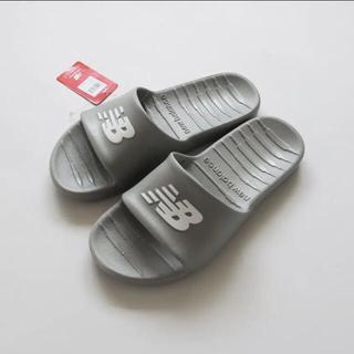 ニューバランス(New Balance)のNew Balance SUF100TG - Grey / White 27㎝(サンダル)