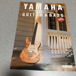 ヤマハ(ヤマハ)のYAMAHA ギターカタログ 96年 30周年アニバーサリーモデル(エレキギター)