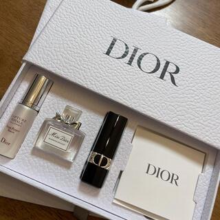 ディオール(Dior)の⭐︎かな様専用⭐︎ディオール バースデーギフト(コフレ/メイクアップセット)