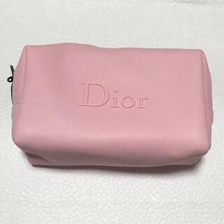 Dior - 【未使用品】Dior ディオール コフレ ポーチ pink