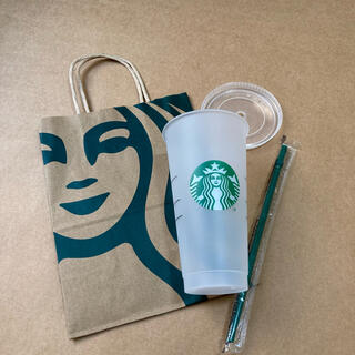 Starbucks Coffee - 海外限定 スターバックス リユーザブルコールドカップ リユーザブルカップ スタバ