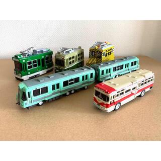 札幌市電車シリーズ 路面電車模型 札幌市営バス日野RC100模型バスコレクション(模型/プラモデル)