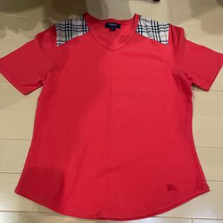 バーバリー(BURBERRY)の Tシャツ(Tシャツ(半袖/袖なし))