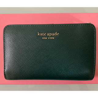 ケイトスペードニューヨーク(kate spade new york)のkatespade/二つ折り財布(財布)