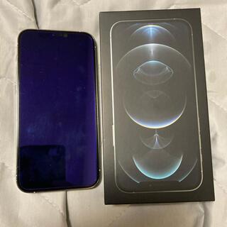 iPhone - iPhone12pro シルバー シムフリー