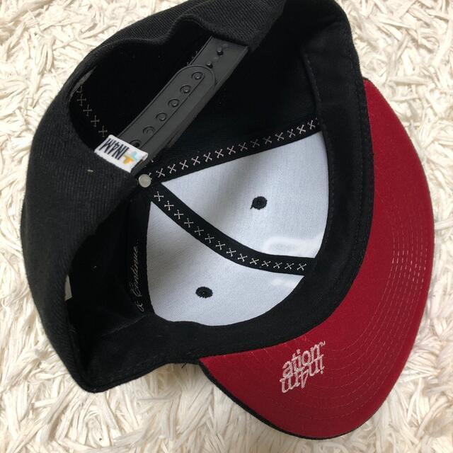 IN4MATION(インフォメーション)のin4mationキャップ メンズの帽子(キャップ)の商品写真