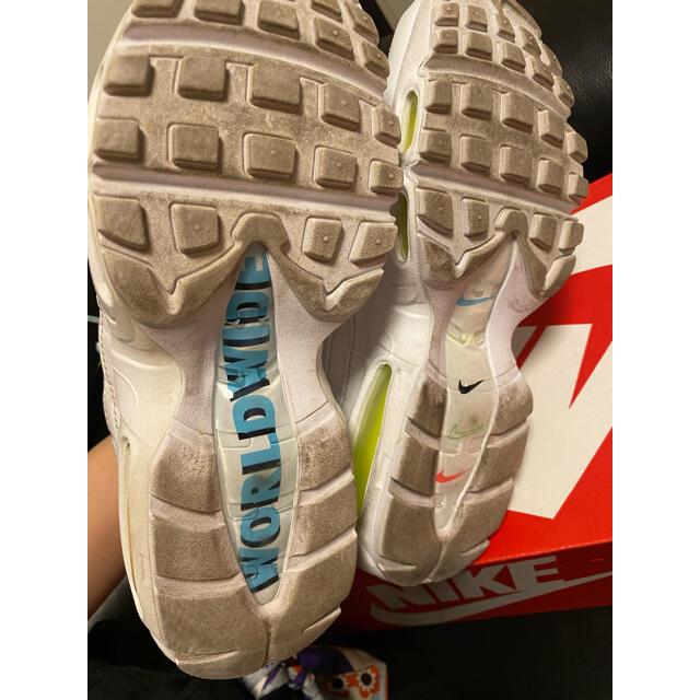 NIKE(ナイキ)の【NIKE×ROKU 】W AIR MAX95 SE WW レディースの靴/シューズ(スニーカー)の商品写真