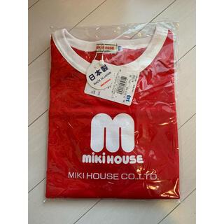 ミキハウス(mikihouse)のミキハウス ダブルビー ダブルB  Tシャツ 半袖 ロゴT (Tシャツ/カットソー)
