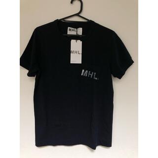 MARGARET HOWELL - 【新品未使用】MHL マーガレットハウエル タグ付Tシャツ Ⅲ ネイビー
