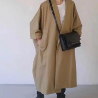 DEUXIEME CLASSE - argue アギューBurberry Twill Coat コート