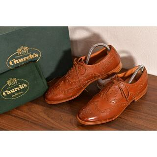 チャーチ(Church's)の【美品】church's BURWOOD 36 22.5cm(ローファー/革靴)