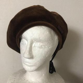 PRADA - PRADA  2017aw    コーデュロイベレー帽