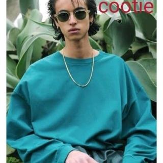 COOTIE - COOTIE  Open End Yarn Error Fit L/S Tee