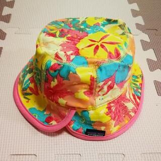 パタゴニア(patagonia)のパタゴニア ベビー 帽子 女の子(帽子)