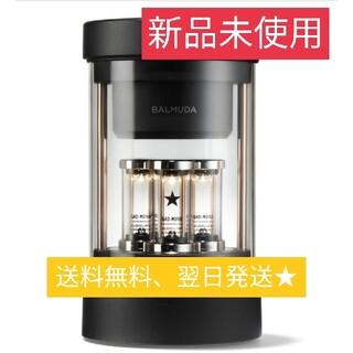 バルミューダ(BALMUDA)の新品未使用★The Speaker M01A-BK(スピーカー)