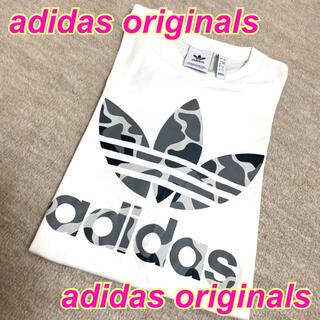 adidas - adidas originals★ロゴT★ビッグロゴ★カモフラ★トレフォイル
