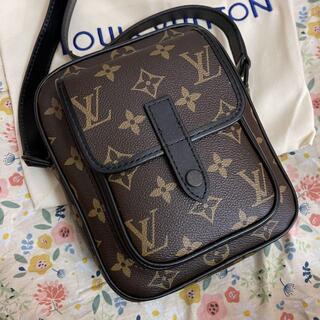 ルイヴィトン(LOUIS VUITTON)のLouis Vuitton クリストファー・ウエアラブル ウォレット(ショルダーバッグ)