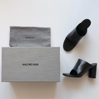 バレンシアガ(Balenciaga)の新品【BALENCIAGA】サンダル37.5(サンダル)