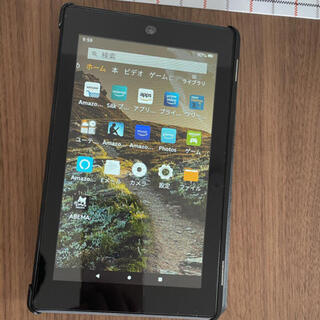 ANDROID - amazon fire7 タブレット 16GB
