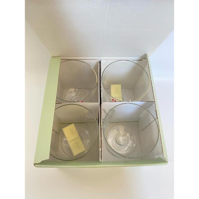 iittala(イッタラ)のイッタラ レンピ グラス 340ml 4個セット クリア インテリア/住まい/日用品のキッチン/食器(グラス/カップ)の商品写真