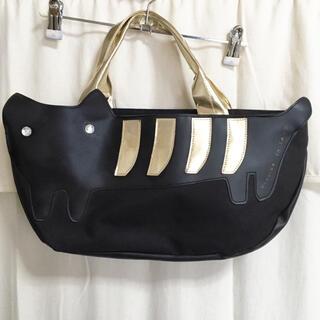 ツモリチサト(TSUMORI CHISATO)のツモリチサト 2013SS ムック付録 ネコ型トートバッグ 使用感あり(トートバッグ)