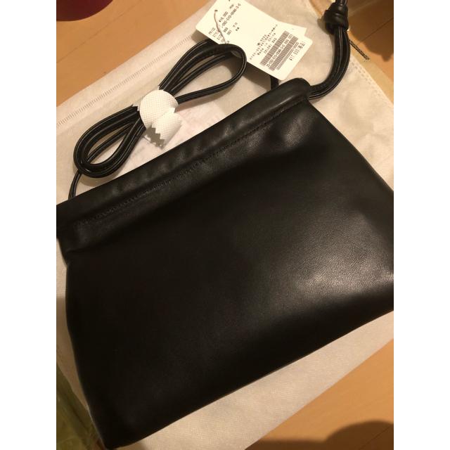 DEUXIEME CLASSE(ドゥーズィエムクラス)の新品★ドゥーズィエムクラス 完売セルリ バッグ ブラック レディースのバッグ(ショルダーバッグ)の商品写真
